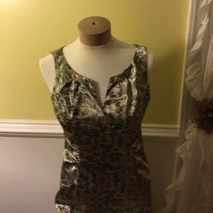 London Times Dress Size 4 petite nwot🛍
